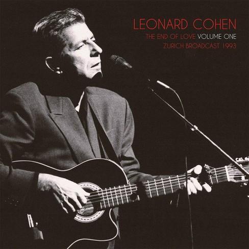 Leonard Cohen - End Of Love:Vol 1 (Vinyl) - image 1 of 1