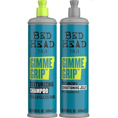 TIGI Bed Head Gimme Grip Texturizing Shampoo + Conditioner Duo - 20.29 fl oz