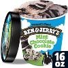Ben & Jerry's Mint Chocolate Cookie Ice Cream - 16oz - image 2 of 4