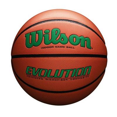 Wilson 29.5'' Evolution Game Basketball – Green