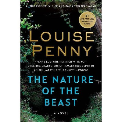 The Nature of the Beast - (Chief Inspector Gamache Novel) by  Louise Penny (Paperback)