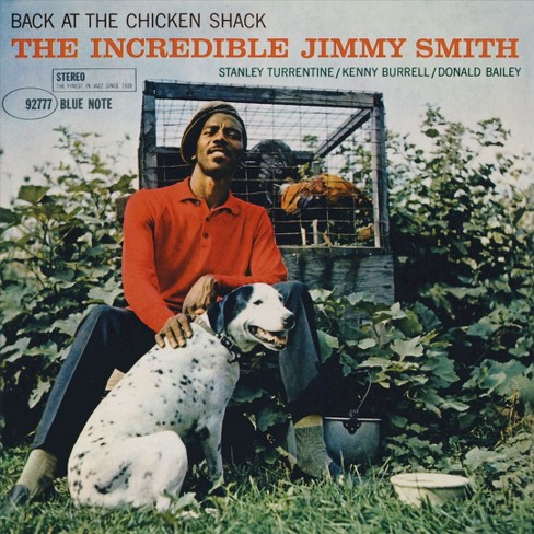 Jimmy smith - Back at the chicken shack (CD) - image 1 of 2