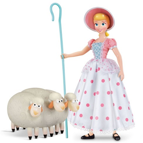 Disney Pixar Toy Story 4 Signature Collection Bo Peep & Sheep - image 1 of 4