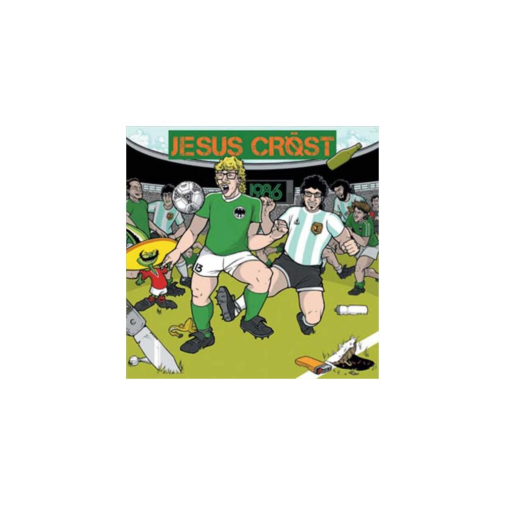 Jesus Crost - 1986 (CD), Pop Music