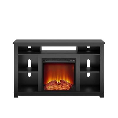 "55"" Brenner Fireplace Tv Stand - Room & Joy"