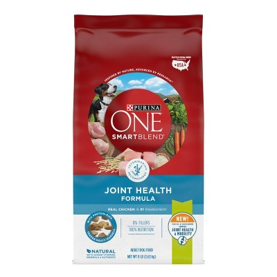 Purina ONE Joint Health Dry Dog Food - 8lbs