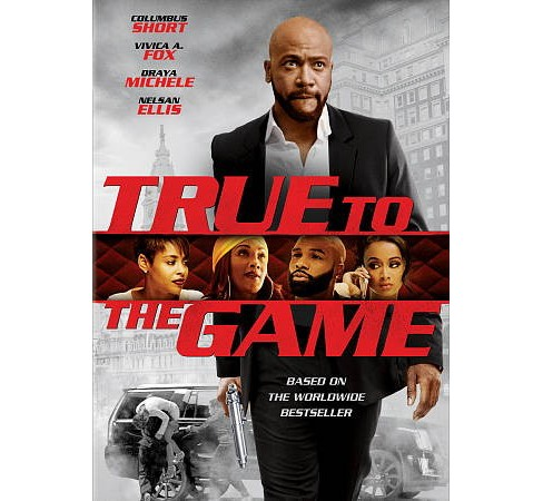 True To The Game (DVD) - image 1 of 1