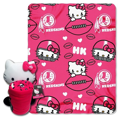Redskin Hello Kitty Blanket and Hugger Bundle (40 x 50) - image 1 of 1