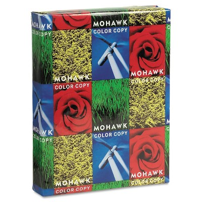 Mohawk Cover Stock 80lb 8 1/2 x 11 Bright White 250 Sheets 12214