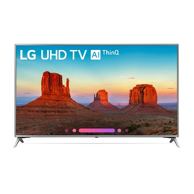 LG 70  4K UHD HDR Smart TV - Silver (70UK6570)