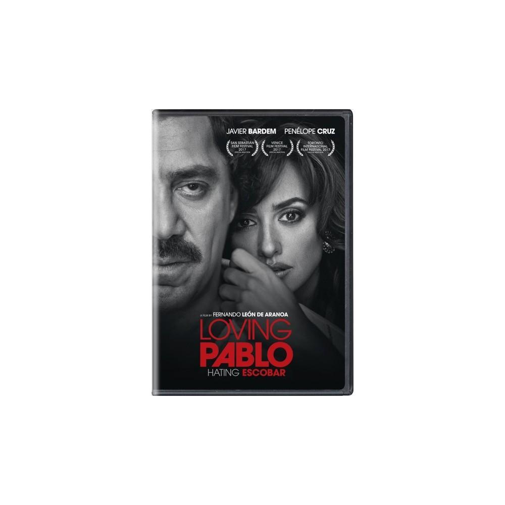 Loving Pablo (Dvd), Movies