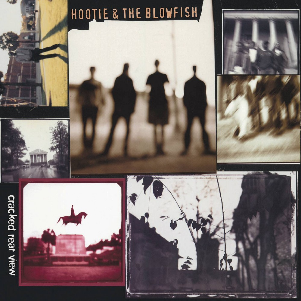 Hootie The Blowfish Cracked Rear View 25th Anniversary Expanded Edition 2cd
