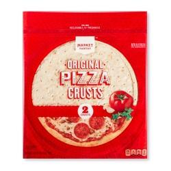 Original Pizza Crusts 2pk 16oz - Market Pantry™