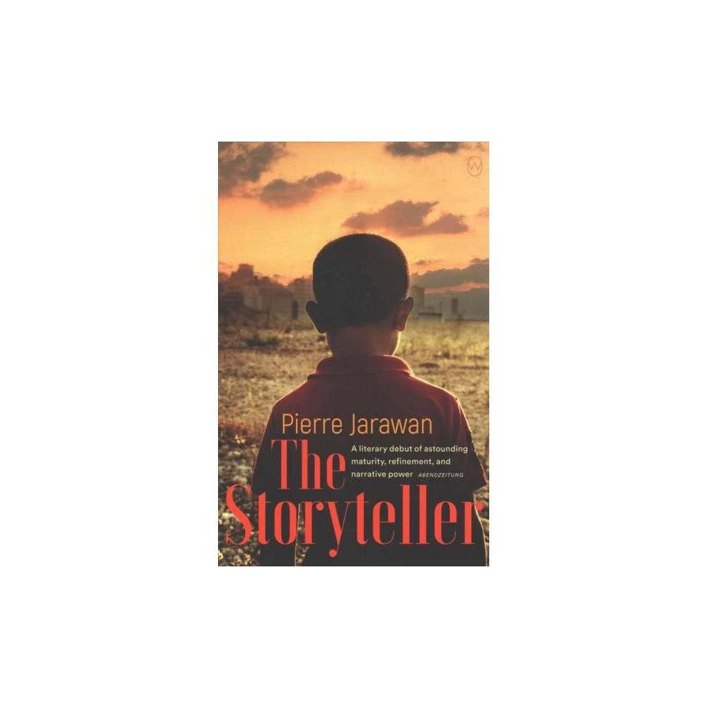Storyteller - by Pierre Jarawan (Paperback)