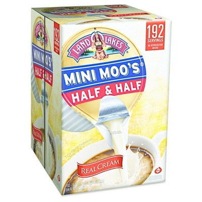 Creamers: Land O'Lakes Mini Moo's Half & Half