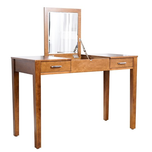 Ainsley Vanity Desk - Hives and Honey - image 1 of 4