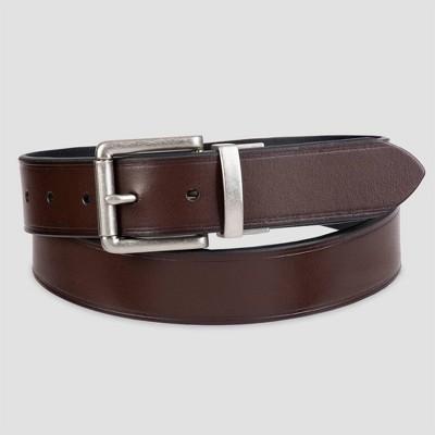 Men's Casual Reversible Belt - Goodfellow & Co™ Brown