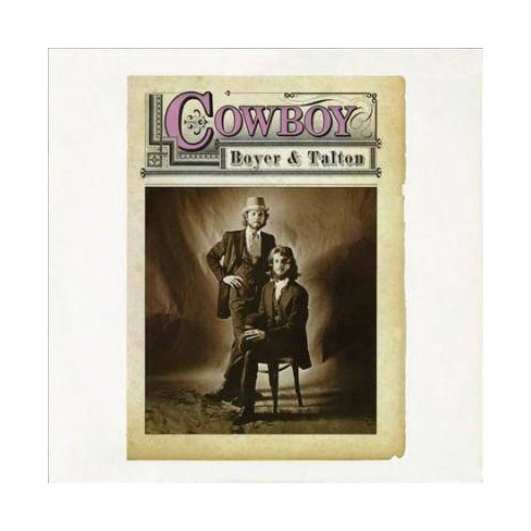Cowboy - Cowboy: Boyer & Talton (Expanded Edition) (CD) - image 1 of 1