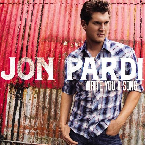 Jon Pardi - Write You A Song (Vinyl) - image 1 of 1