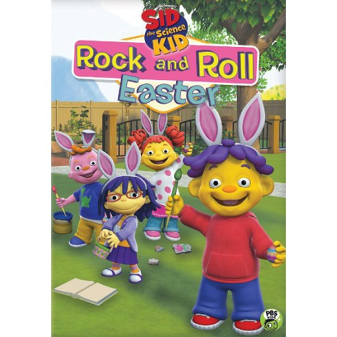 Sid the Science Kid: Rock & Roll Easter (DVD)