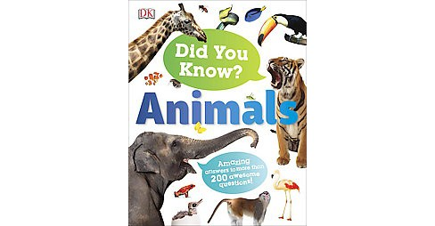 Did You Know? Animals (Hardcover) - image 1 of 1