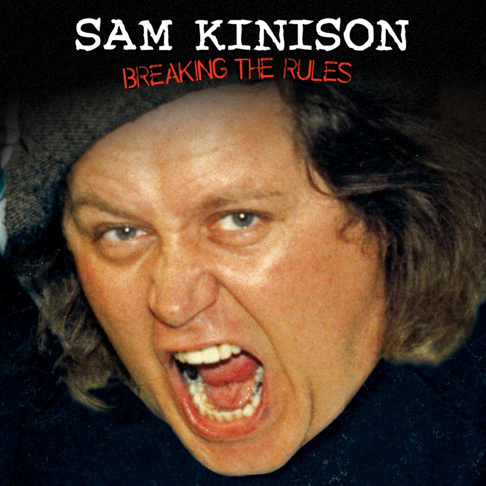 Sam Kinison - Breaking The Rules (Vinyl)