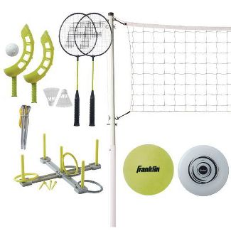 Franklin Sports Fun 5 Badminton Combo