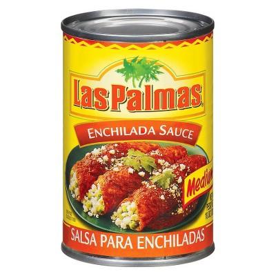Las Palmas Enchilada Sauce - 10 fl oz