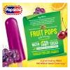 Popsicle Orange Cherry Grape Frozen Fruit Pop - 12ct - image 2 of 4