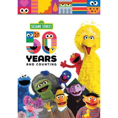 Sesame Street: 50 Years and Counting (DVD)(2019)