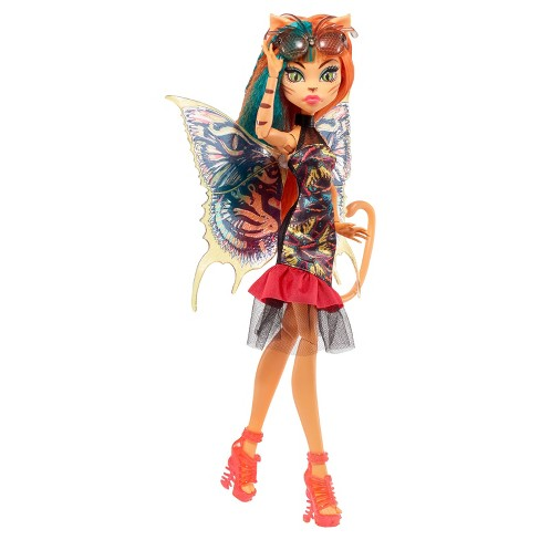Monster High Garden Ghouls Wings Toralei Doll - image 1 of 8