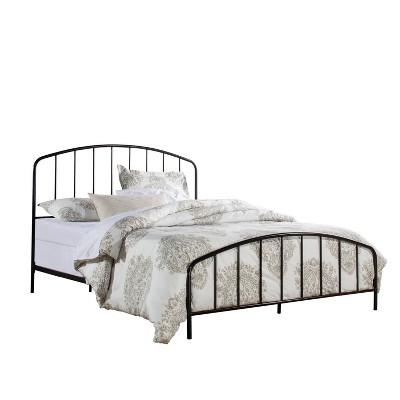 Tolland Metal Bed Black - Hillsdale Furniture