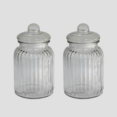 2pk Glass Jars - Bullseye's Playground™ - image 1 of 1