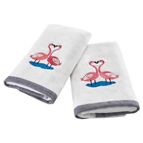 Flamingo Bath Coordinate Set Pink Target