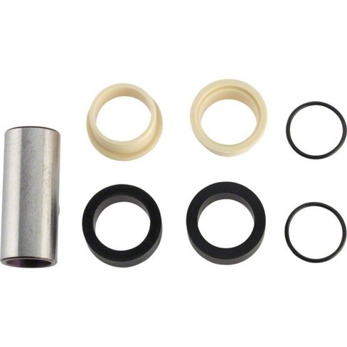 DMR STS Chain Tensioner and Cassette Spacer Combo Kit Stainless Steel Silver