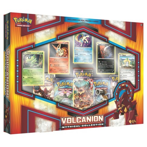 2017 Pokemon Trading Card Game Mythical Collection featuring Volcanion - image 1 of 2