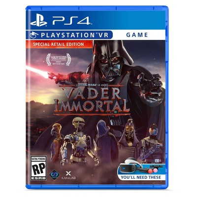 Vader Immortal: A Star Wars VR Series - PlayStation VR
