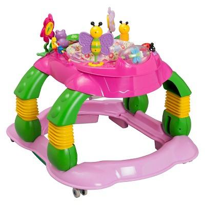 Delta Children® Lil' Play Station II 3-in-1 Activity Walker - Pink