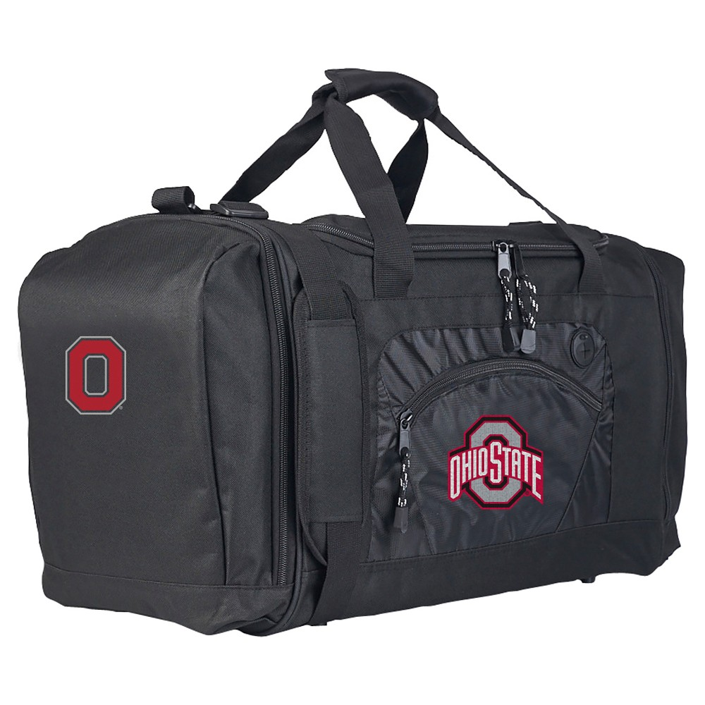 NCAA Northwest Roadblock Duffel Bag Ohio State Buckeyes - 20x11.5