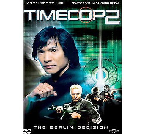 Timecop 2:Berlin Decision (DVD) - image 1 of 1