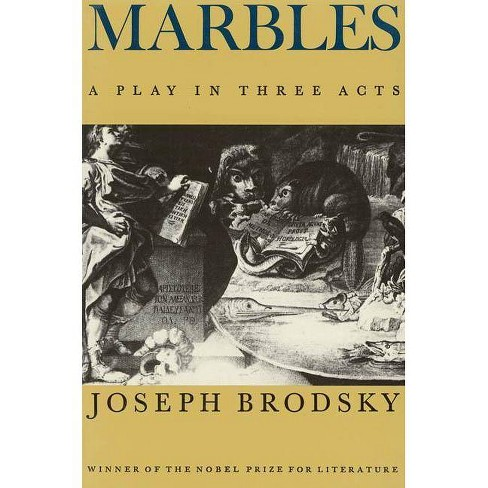 Marbles - by  Joseph Brodsky (Paperback) - image 1 of 1