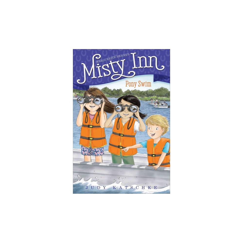 Pony Swim (Hardcover) (Judy Katschke)