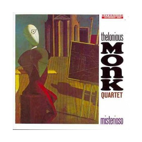 Thelonious Monk - Misterioso (CD) - image 1 of 1