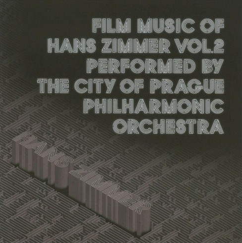 City of prague philh - Film music of hans zimmer vol 2 (CD) - image 1 of 1