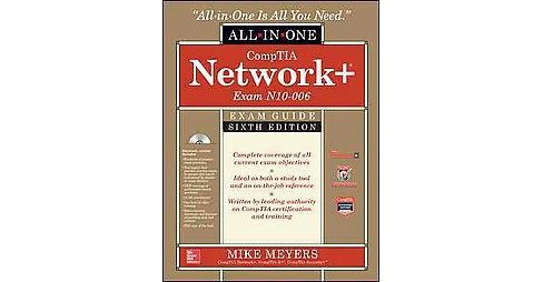 Comptia Network+ All-in-one Exam Guide : Exam N10-006 (Hardcover) (Mike Meyers) - image 1 of 1