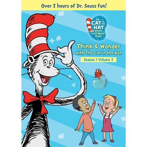 25787f0d The Cat In The Hat: Learn & Wonder (DVD) : Target