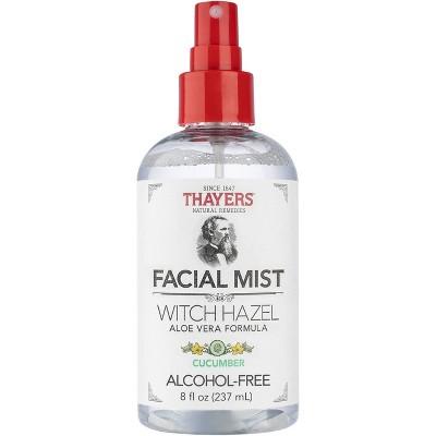 Thayers Witch Hazel Alcohol Free Toner Facial Mist - Cucumber -  8 fl oz