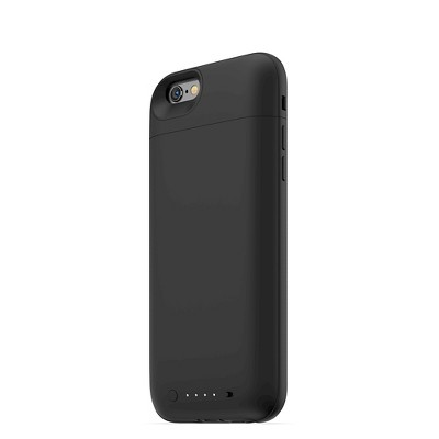 iphone 6 6s rechargeable case mophie juice pack black (44602tgriphone 6 6s rechargeable case mophie juice pack black (44602tgr) target