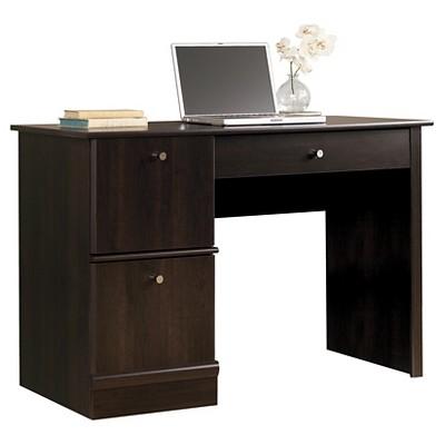 Computer Desk - Cinnamon Cherry - Sauder