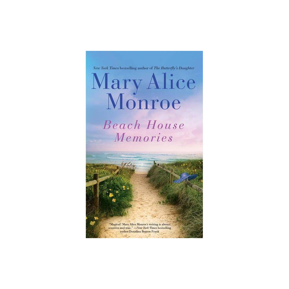Beach House Memories - by Mary Alice Monroe (AudioCD)